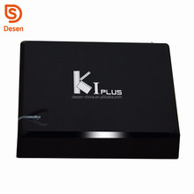 Popular KI Plus DVB-S2+DVB-T2 Combo Satellite TV Receiver 1080P Android Digital TV Box