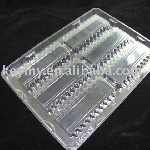 Blister tray for electronic products