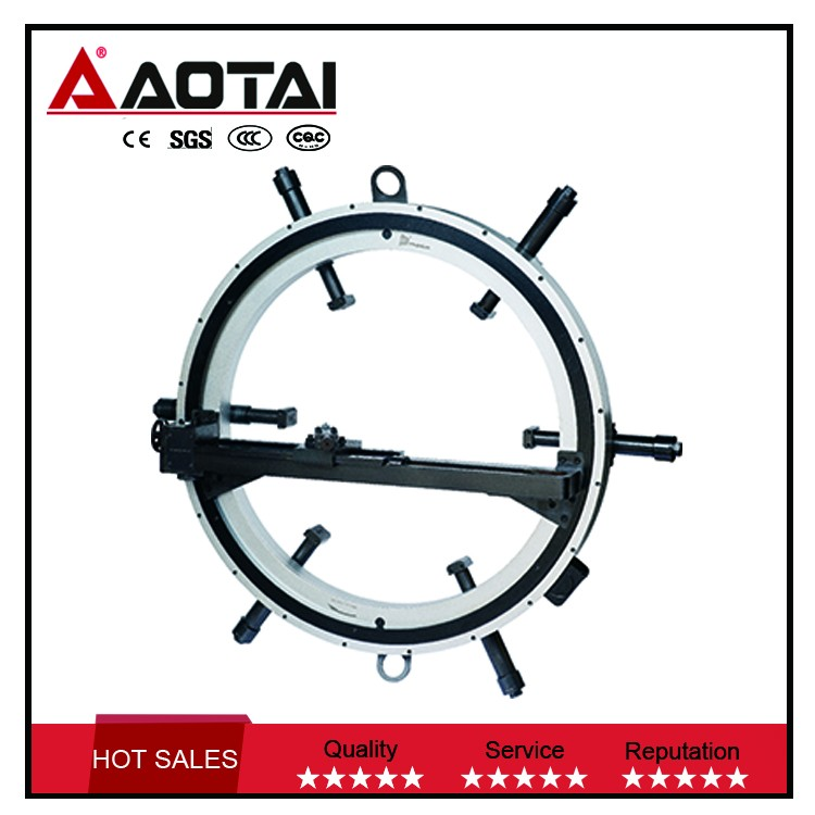 AOTAI Portable High Quality Hydraulic Flange facing Rolling Repair <strong>Machinery</strong>