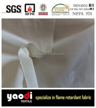 Super resistance high temperature flame retardant Kevlar fabric for tent