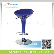Acrofine ABS plastic cheap commercial bar stools ABS1004