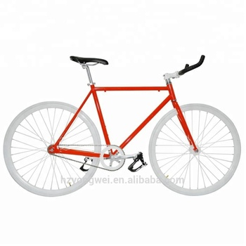 China 26'' 700C Single Speed Fixed Gear Bikes fixie bike racing bike