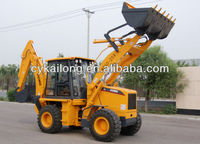 1m3 excavator WZ30-25, mini backhoe