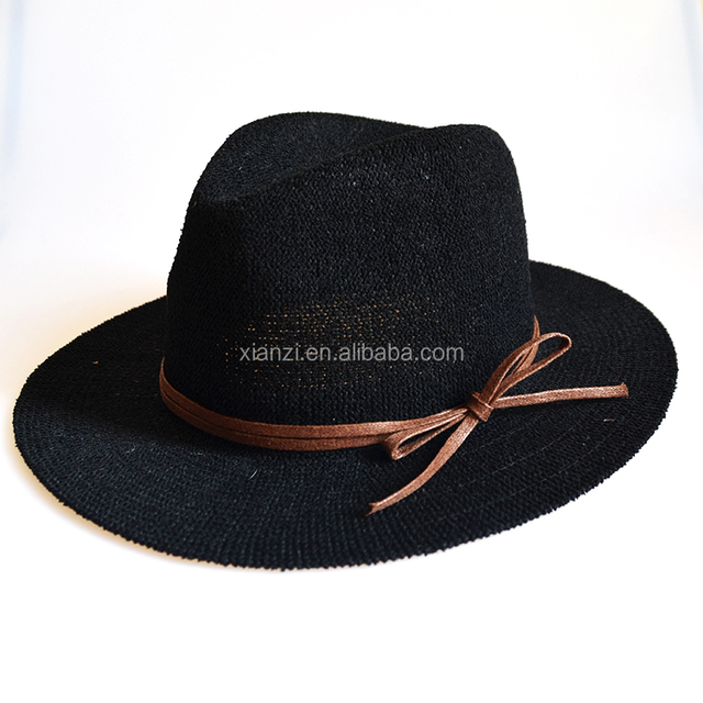 men camouflage felt fedora hat
