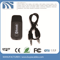 3.5mm USB Bluetooth Wireless Stereo Adapter Music Receiver for Speakers