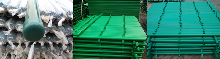 pvc coated green fencing zoo mesh usa