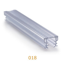Glass Edge Protection For Aluminium Extrusion