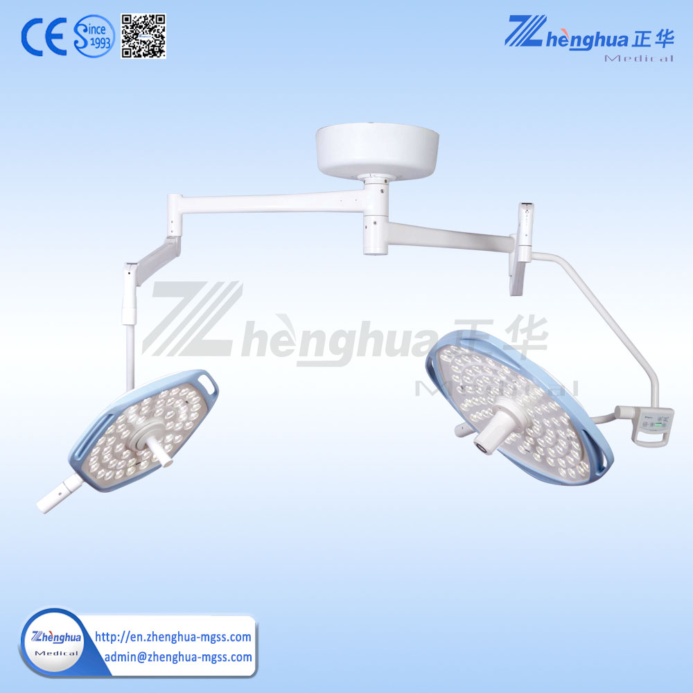Shanghai Double Head Surgery LED lamp Factory for Exporting