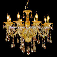 silver chandelier gold chandelier contemporary lighting C3031-8