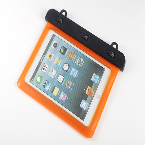 Yuanfeng Waterproof bag for mini <strong>ipad</strong> with big window design waterproof case for table