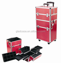 RA3658W professional makeup trolley Case