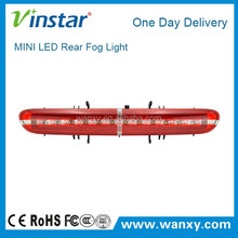 Multi Function for Mini Cooper LED Taillight/Mini LED Rear bumper Fog Lights for mini R56 with high quality