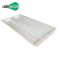USA Utility Rebate US stock LED Troffer Retrofit Kit 36W 2x2 2x4 UL CUL approved, recessed led panel ceiling light