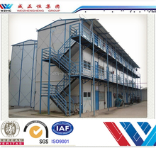 China suppliers prefabricated home/houses cheap prefab labor camp for sale in thailand