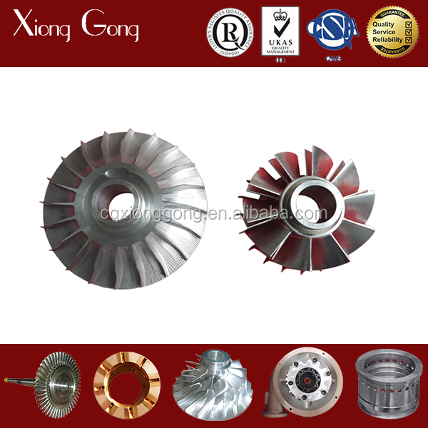 Best Quality Marine Turbo Impeller Aerator for Marine Turbocharger