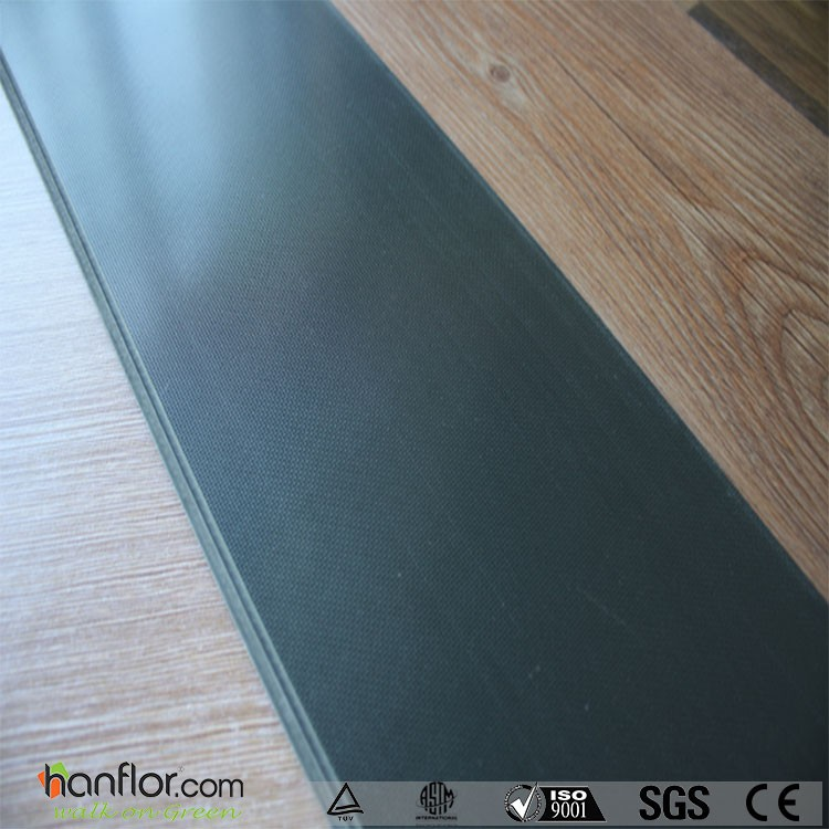 Easy clean matt finish vinyl flooring click