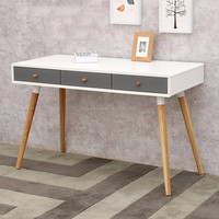 Nordic Modern Furniture Wooden Home Office Computer Desk Writing Table Simple