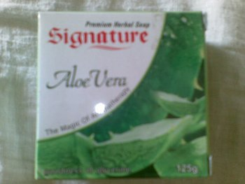 Signature Aromaterapy Herbal Soaps