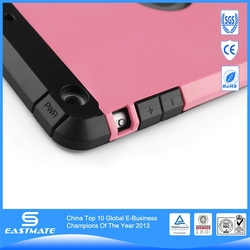 removable belt clip case leather case with stylus holder for ipad mini