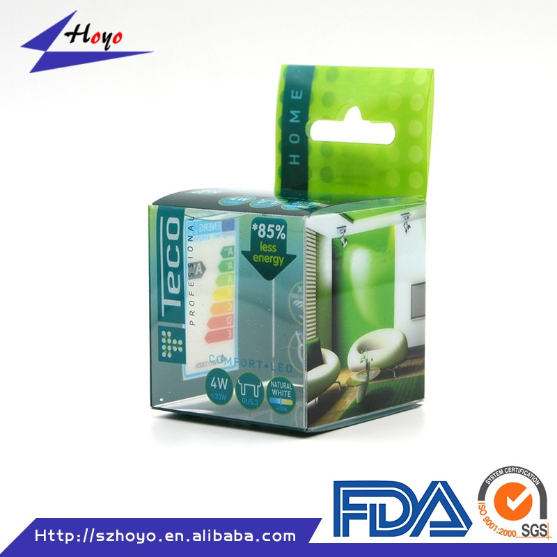 FDA Certification Security Feature Bag Type Food Packaging Paper Box Packaging/