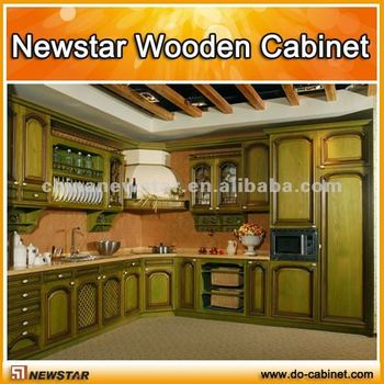 kitchen cabinet color combinations