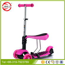 High quality factory wholesale kids space scooter from china manufacturer