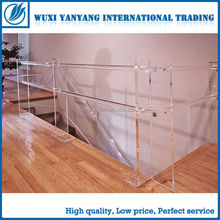 colored acrylic bar,clear plexiglass tubes bar