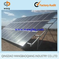 New solar panel ground mounting system,solar power system