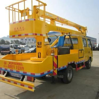 for hot selling high-altitude working vehicle 4*2 driving LHD/RHD truck