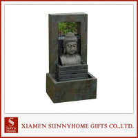 Figerglass Outdoor Garden Decor Statue Buddha