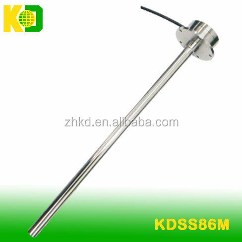 Fuel capacitive level sensors