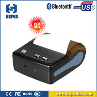 Mini printer for computer 80mm bluetooth printer