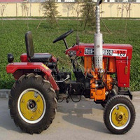 quality tractor supply 4WD 504 tractor trolley for sale Drivingwheeltractors mini tractor price