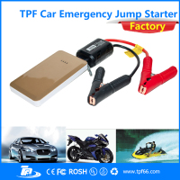TPF mini portable multi-function Jump Starter Power Station 12V