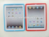 Soft silicone cover for ipad