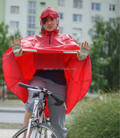 bicycle poncho fashionable rain poncho cheap poncho
