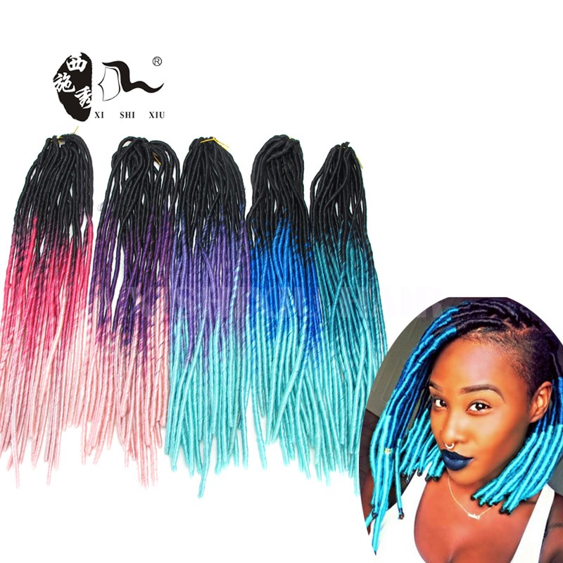 2016 Newest fashion style nubian twist braiding synthetic hair