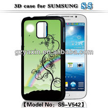 Light up cell phone case for samsung n7100 galaxy,moblie phone case for samsung galaxy s5
