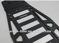 car chassis frame made from carbon fiber