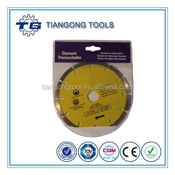 High Quality Circular Saw Blade For Granite
