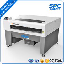 china jinan nonmental 130w CNC CO2 LC1390SA 130W special laser cutting machine for acryuc