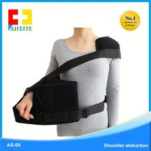 Shoulder brace XL shape orthopedic arm sling with abduction pillow upper limb orthosis with CE ISO