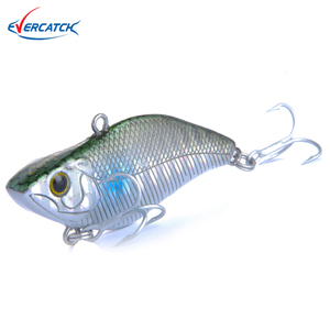 Wholesale hard plastic Fishing VIB Lure 48mm(1.9 inch)/5g Fishing sinking bait