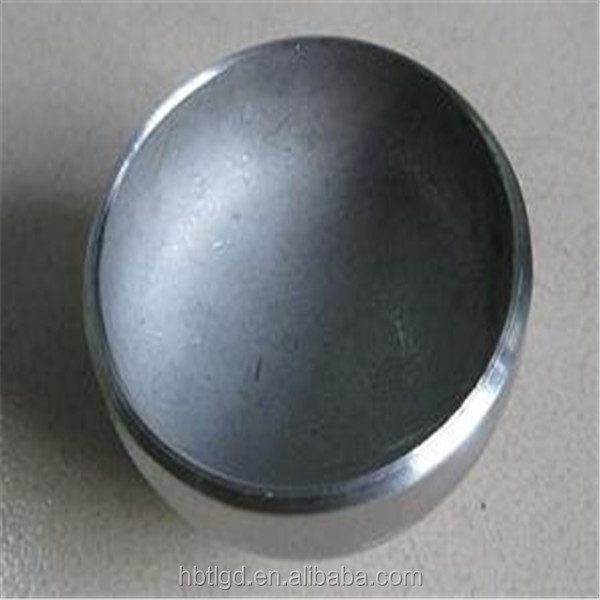 ansi b16.9 pipe fitting carbon steel stainless steel caps/seamless/forged/pipe fittings