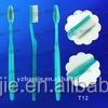 simple style PS/PP handle toothbrush for hotel
