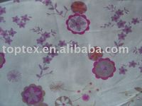 cotton printed poplin, printing fabric,cotton poplin