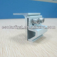 roof hook of solar panel for metal roof system opening roof system