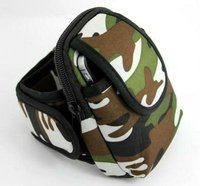 Captain Canvas Spot Armband Case for iphone 5