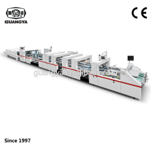 Automatic Folder Gluer Machine, Folding Gluing Machine, Box Folder Gluer (Crash Lock Bottom)