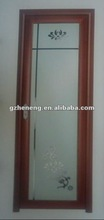 PVC profile bathroom door Manufacturer